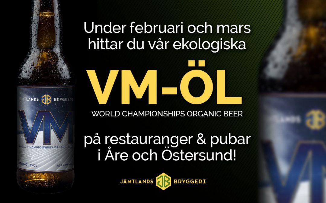 VM-öl i Åre och Östersund 2019